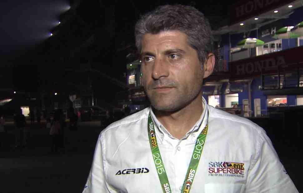 Спортивный директор Мирового Супербайка комментирует новый ТехРегламент WSBK