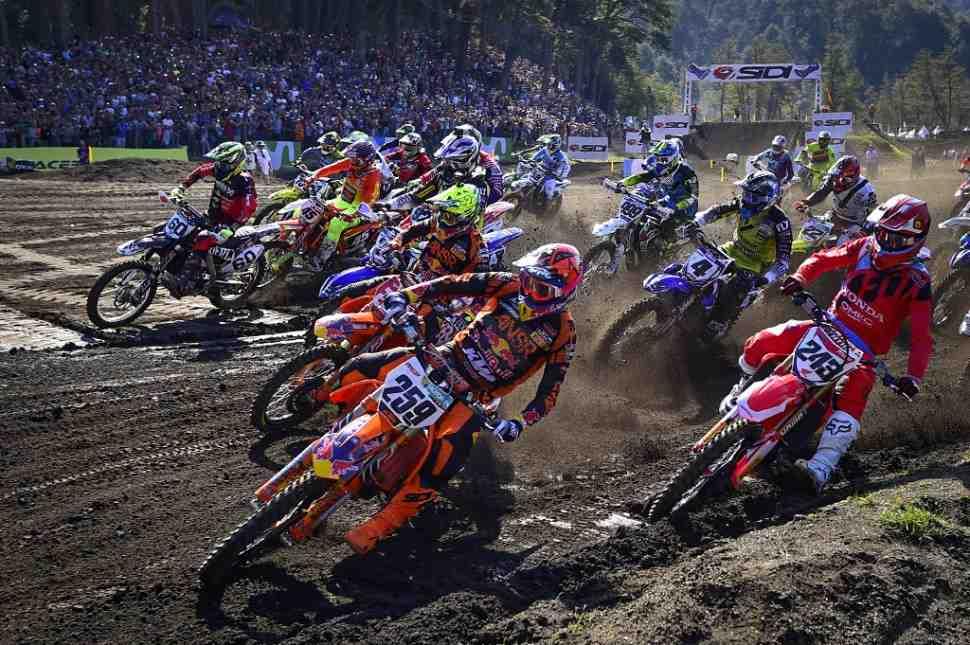 Мотокросс: календарь 2018 Чемпионата Мира MXGP и Европы с изменениями