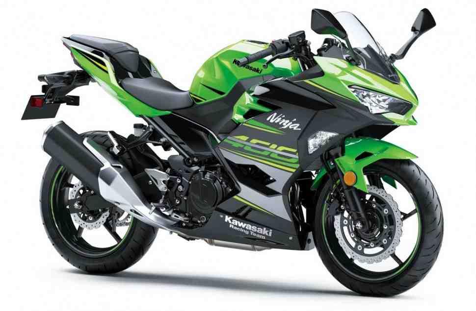 Kawasaki Ninja 400: завод возвращает на рынок спорт-байк «четырехсотку»