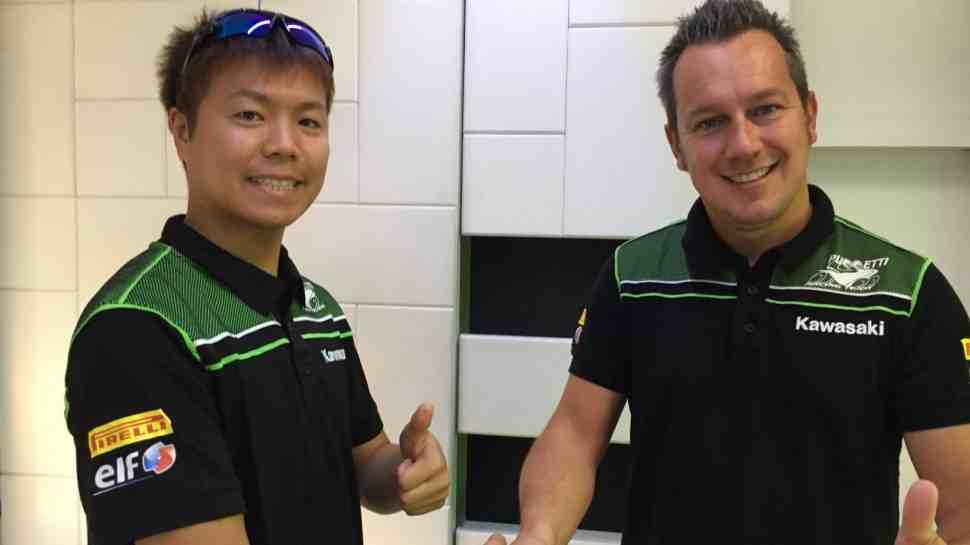 WSS: Напарником Кенана Софуглу в заводской команде Kawasaki станет японец
