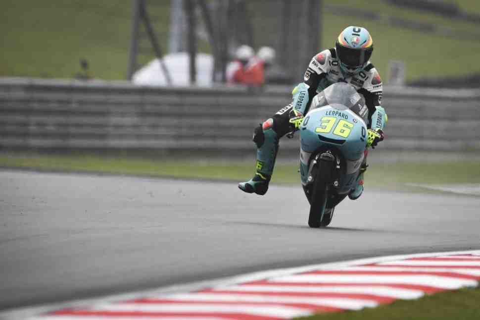 Moto3: Результаты Гран-При Малайзии - пятница, FP1/FP2