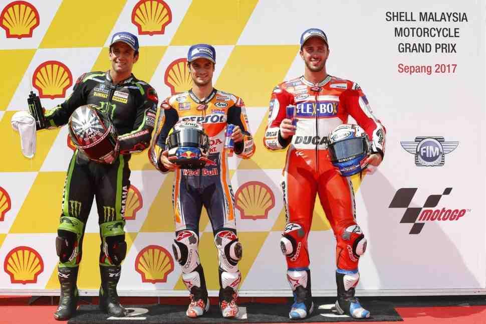 MotoGP: Довициозо получил шанс реабилитироваться за провал в Австралии