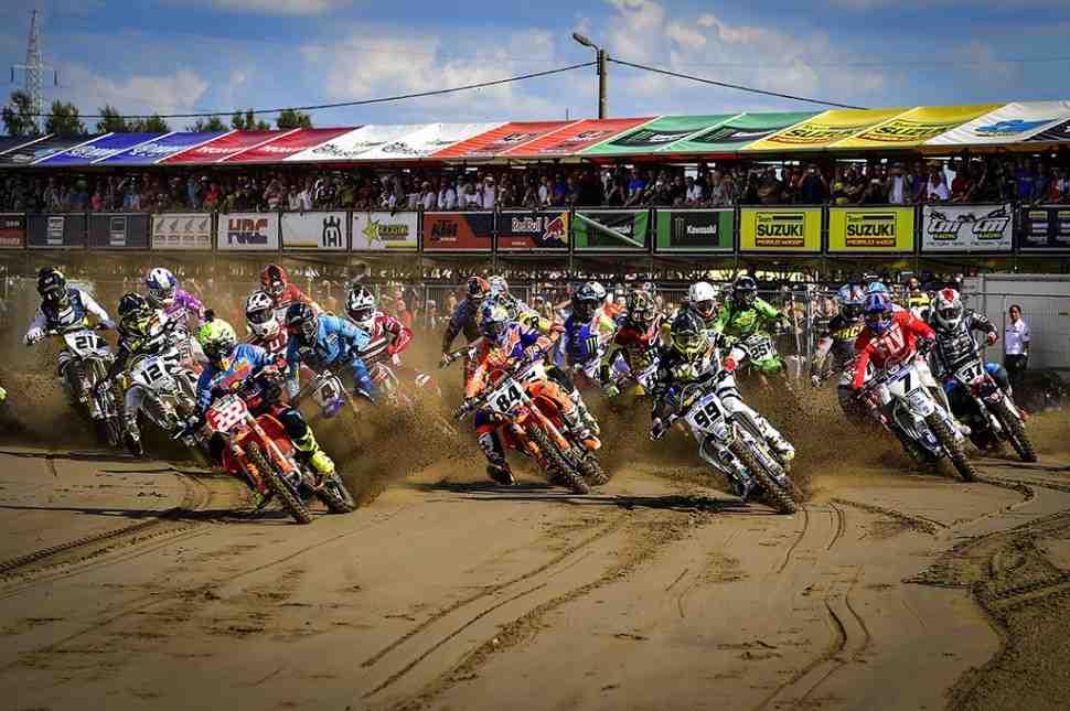 Мотокросс MXGP: в календаре чемпионата Мира 2018 важные изменения