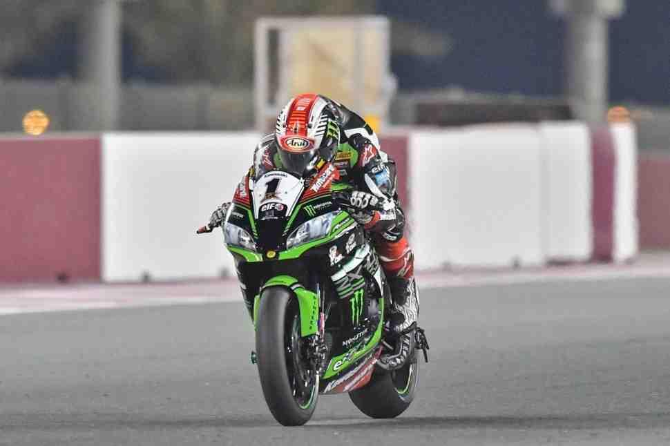 WSBK: Результаты финальных гонок в Катаре