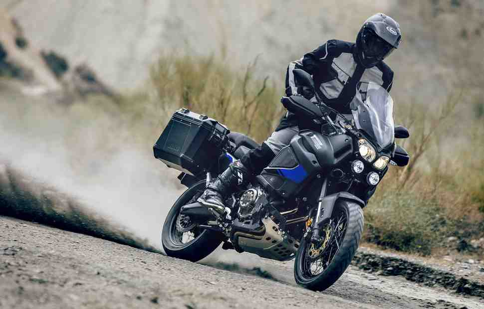 EICMA-2017: Yamaha XT1200ZE Super Ténéré Raid Edition (2018)
