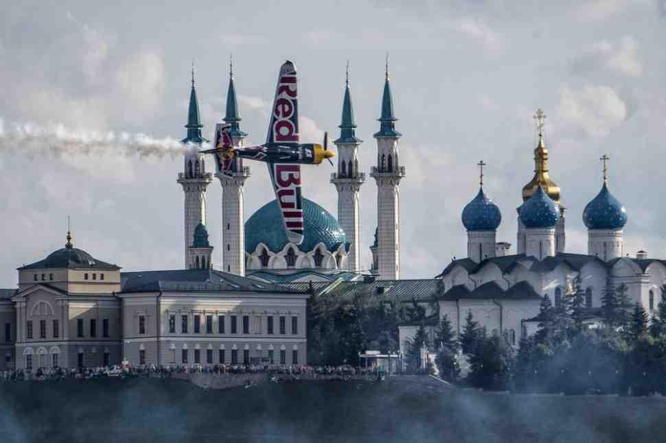 Авиагонки Red Bull Air Race возвращаются в Россию