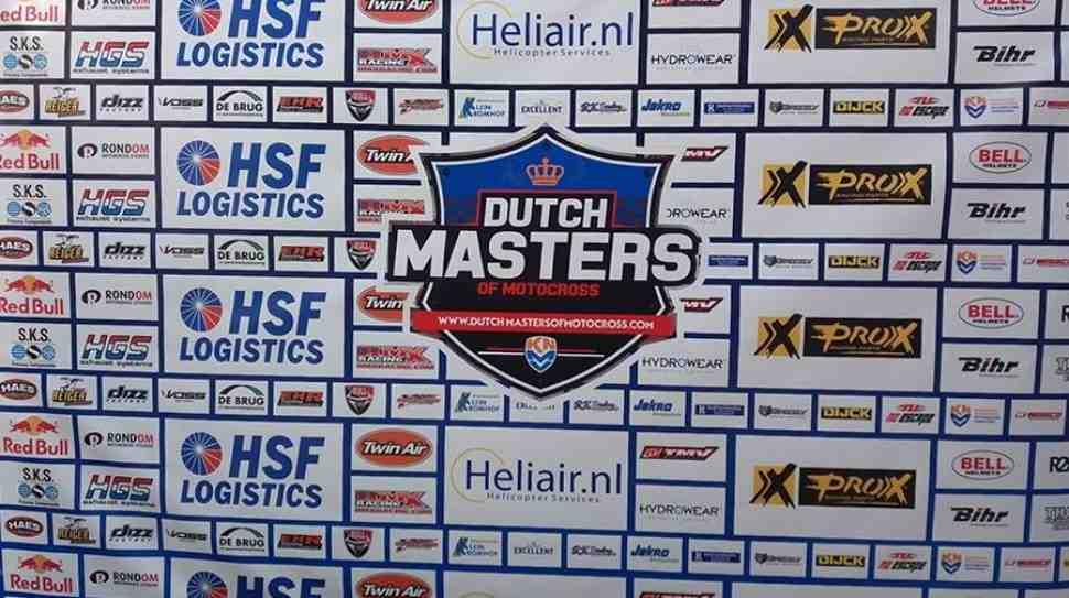 Мотокросс: календарь голландских мастеров - KNMV Dutch Masters of Motocross 2018