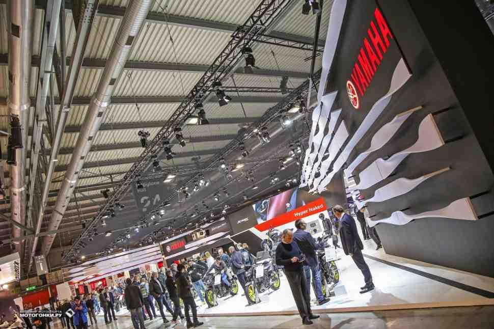 Новинки Yamaha на EICMA-2017: обзор, фотографии и видео из Милана
