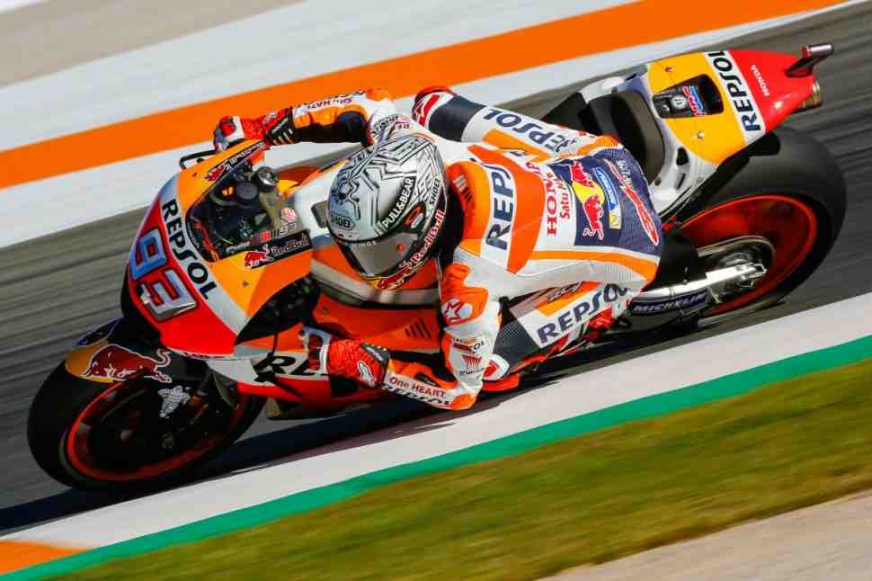 MotoGP: Маркес вернулся во главу стола после FP3