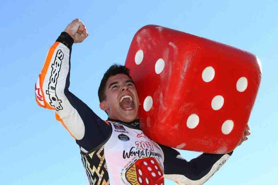 Интервью с Маркесом: Труднейший сезон MotoGP в карьере, стресс и безопасные падения