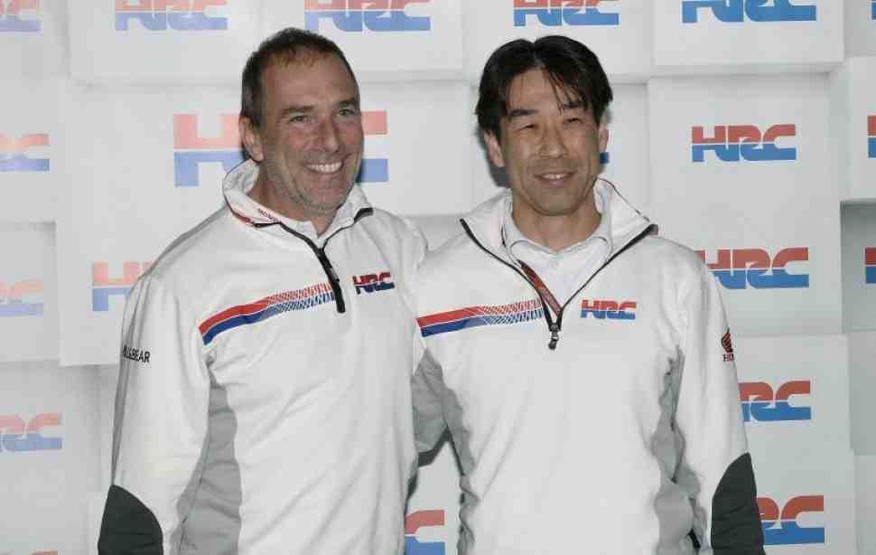 Миссия выполнена: Ливио Суппо покинул HRC после тройной победы Repsol Honda в MotoGP
