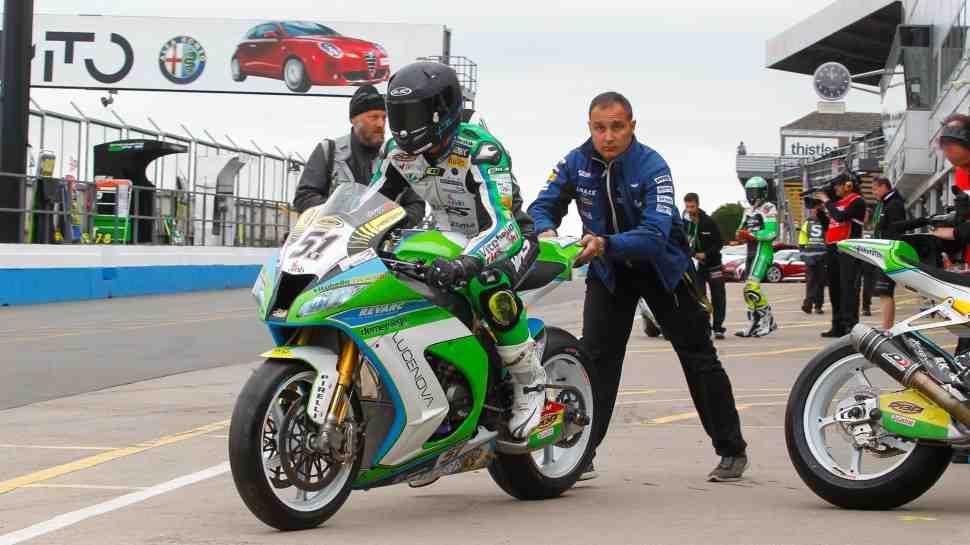WSBK: Grillini вернет Suzuki GSX-R1000 в World Superbike