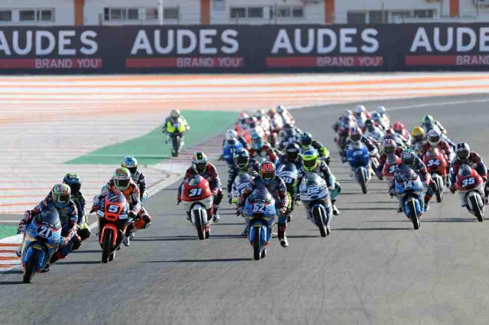 Календарь юниорского чемпионата мира FIM CEV Moto3 2018 года