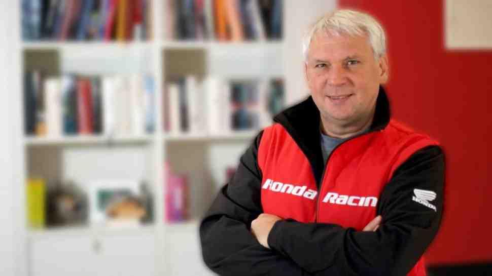 WSBK: Honda Motor Europe поддержит команду-саттелит в World Superbike