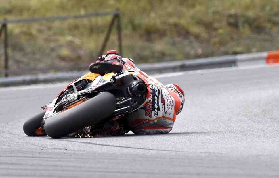 MotoGP: Марк Маркес объяснил, как удалось спасти ситуацию при лоусайде в Валенсии