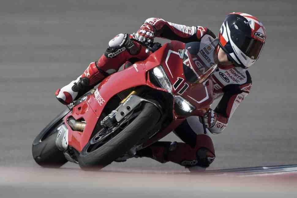 Ducati хочет вступить в MotoAmerica - с Беном Списом или без него