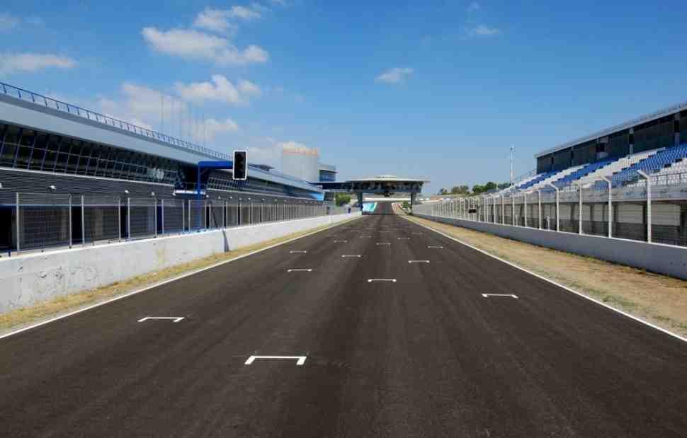 Тесты нового асфальта Circuito de Jerez: мнения пилотов MotoGP и WSBK разошлись