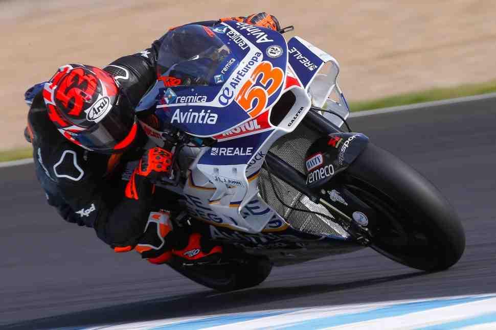 Тито Рабат рассчитывает на второй шанс в MotoGP - из-за Ducati, который ему подходит
