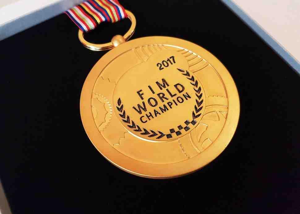 FIM Awards 2017: Прямой эфир церемонии награждения чемпионов мира по мотоспорту