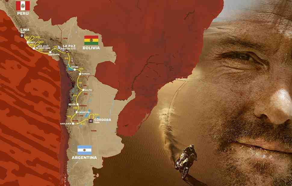 Ралли Дакар 2018: все новости и события