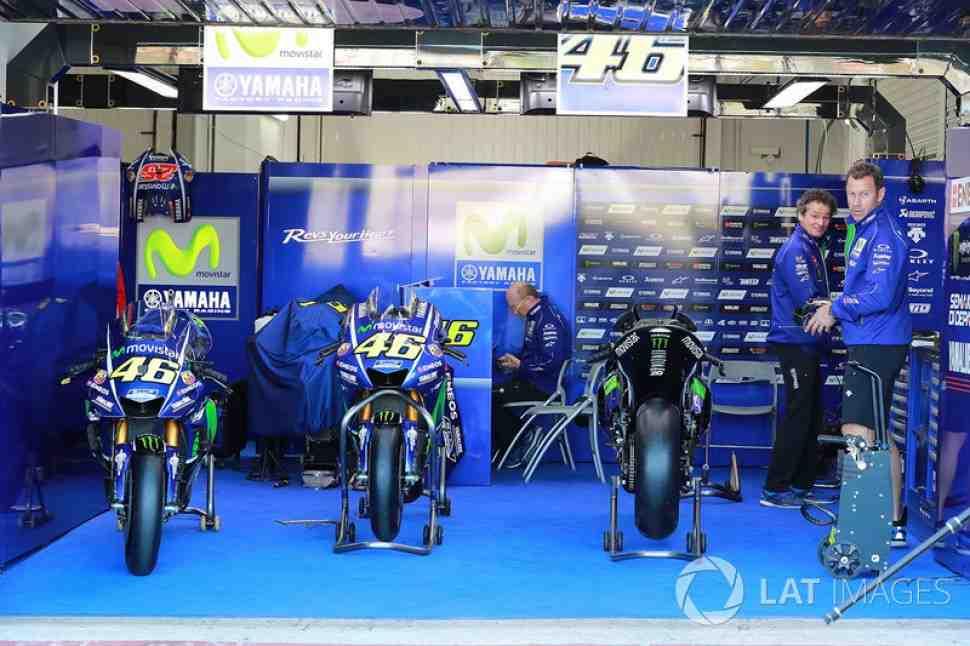 MotoGP: Три пилота Yamaha в Сепанге работали по одной программе