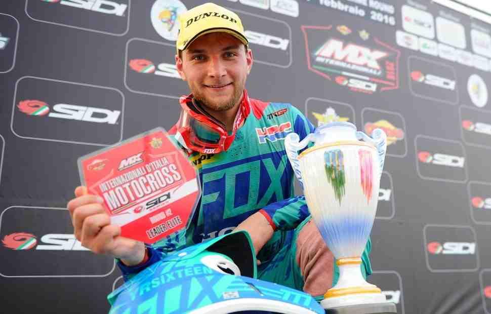 Суперкросс: Евгений Бобрышев - на Suzuki в серии Arenacross World Tour 2018