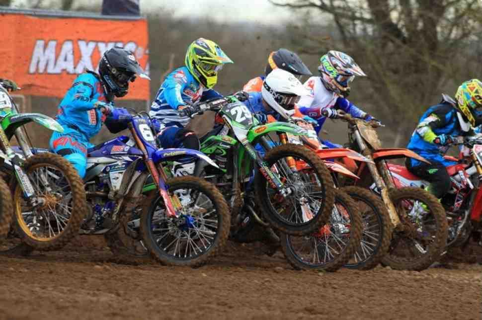 Мотокросс: календарь чемпионата Англии - Maxxis ACU British Motocross Championship 2018