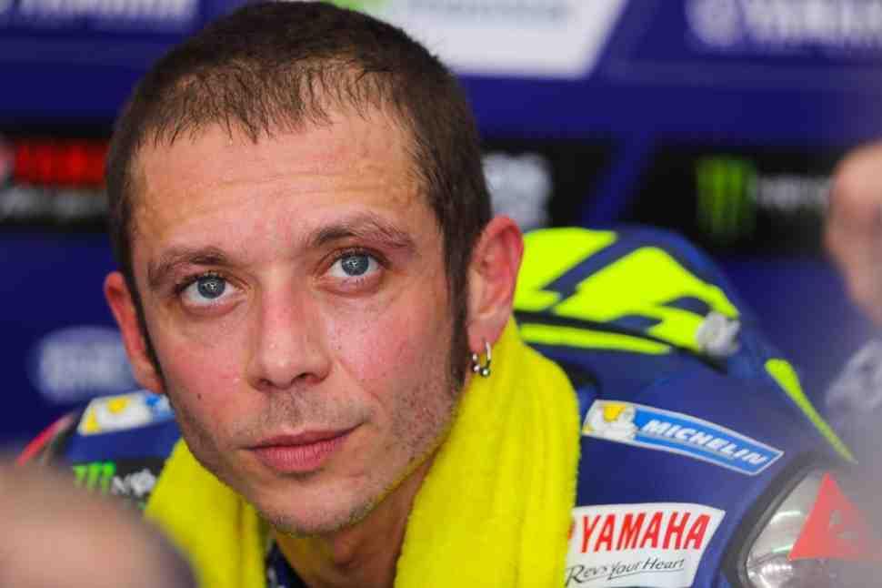 MotoGP: Валентино Росси - Новый Yamaha M1 будет базироваться на шасси 2016 года