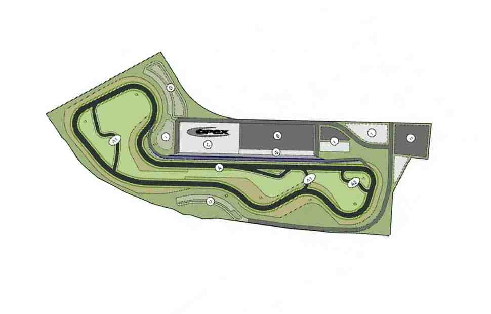 Apex Circuit Design построит гоночную трассу Moscow Motorsport Park