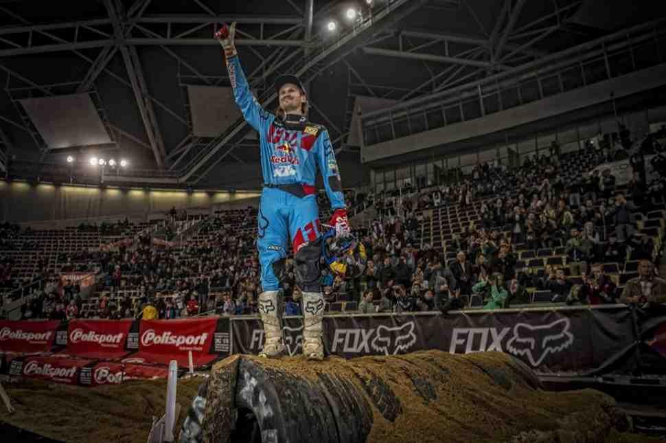 SuperEnduro: Тедди Блазусяк возвращается в гонки