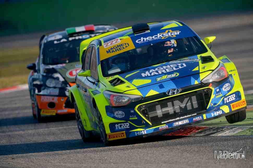 не Мотокросс: Антонио Кайроли в Monza Rally Show - видео