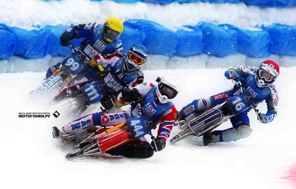 FIM Ice Speedway Gladiators: новый сезон