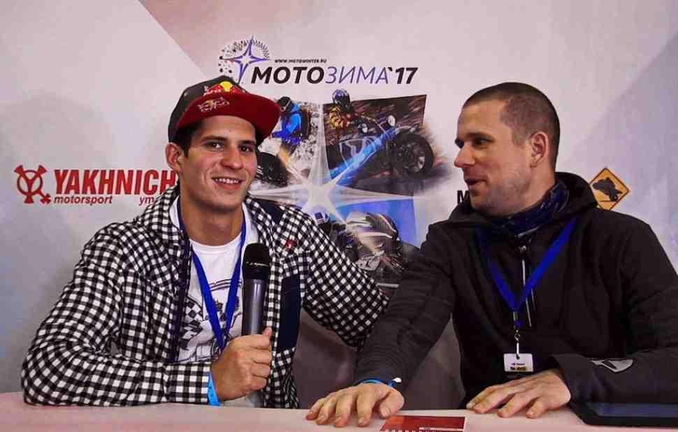 Интервью: Давид Леонов - Крыльев нет! Все дело в тренировках и накате