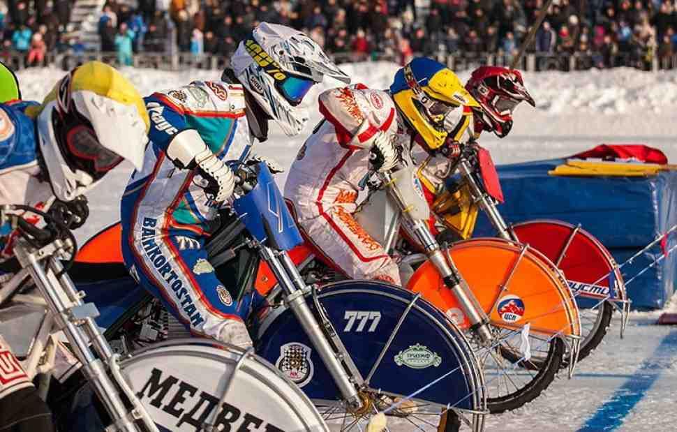 Календарь чемпионатов и кубков России по мотогонкам на льду 2017-18