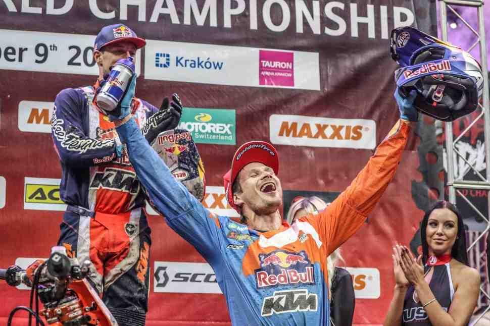 Итоги первого этапа SuperEnduro 2018 - Гран-При Польши: Возвращение короля