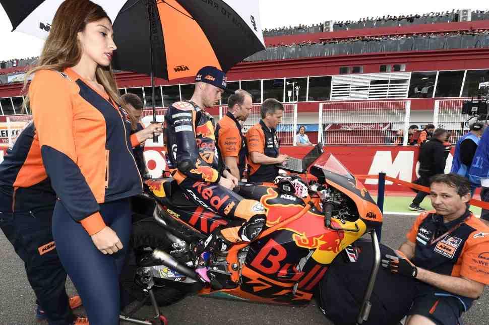 MotoGP: Пит Байер, KTM Factory Racing - Дать Смиту еще один шанс будет честно