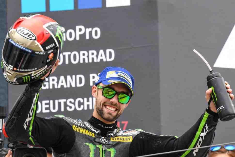 MotoGP: Йонас Фольгер вернется к работе с Tech 3 Yamaha в январе