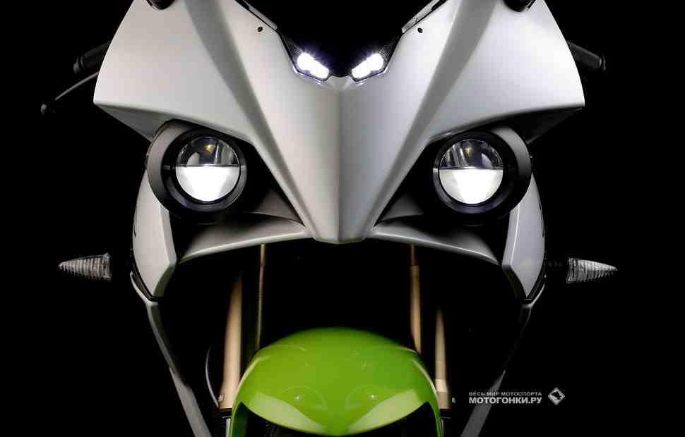 MotoGP: Подробности - Dorna выбрала электромотоцикл для FIM Moto-e World Cup