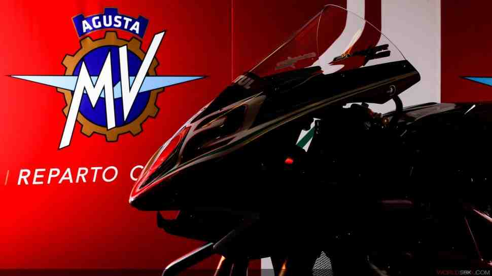 MV Agusta представила состав заводских команд в World Superbike и Supersport
