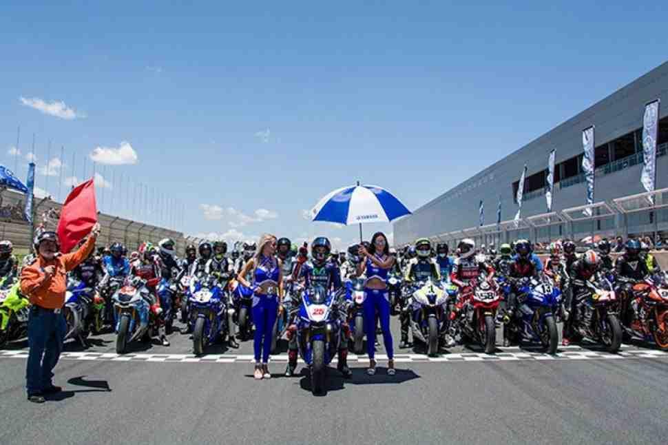 MotoGP: Маверик Виньялес открыл перестроенный Kyalami Grand Prix Circuit в ЮАР