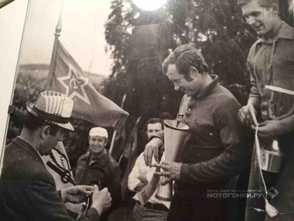 Г.И.Ярыгин: приезжайте на тренировки и Мотокросс памяти В.М.Арбекова