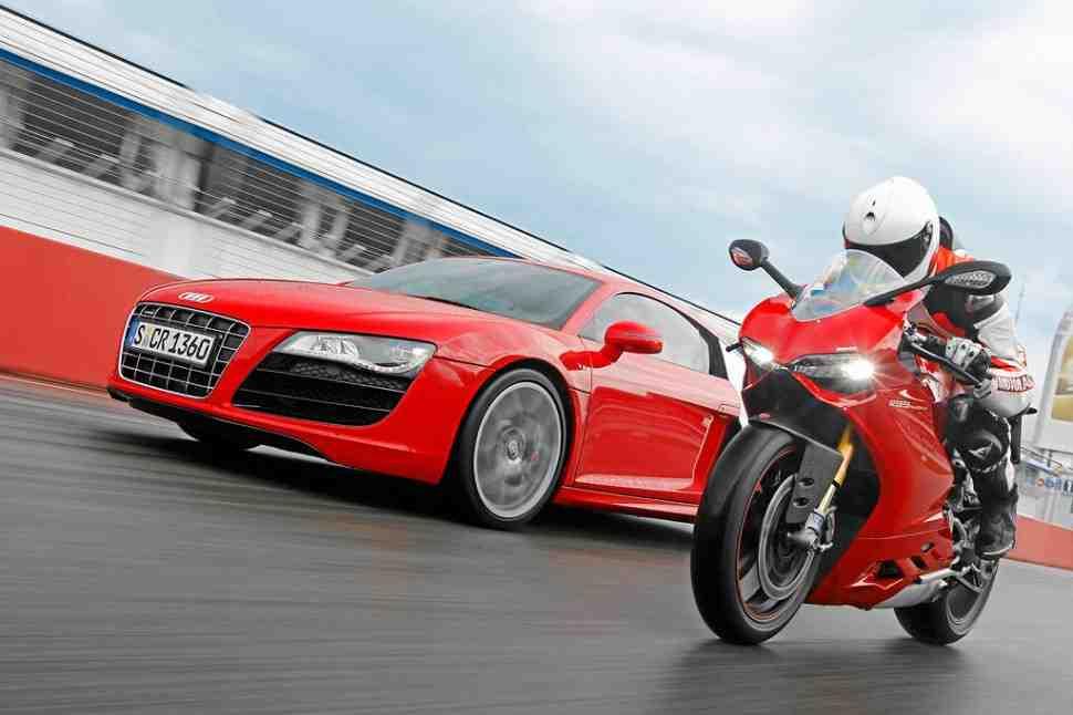 Volkswagen Audi Group (VAG) передумала продавать Ducati