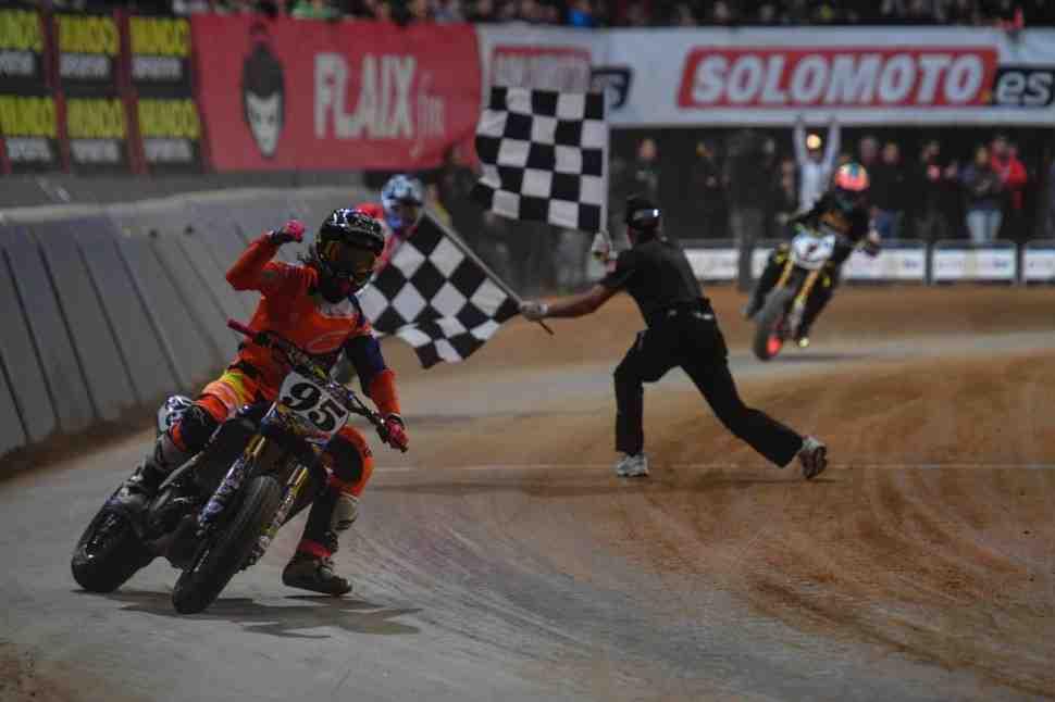 Чемпион MotoAmerica Supersport выиграл Superprestigio 2017 у пилотов MotoGP и SBK