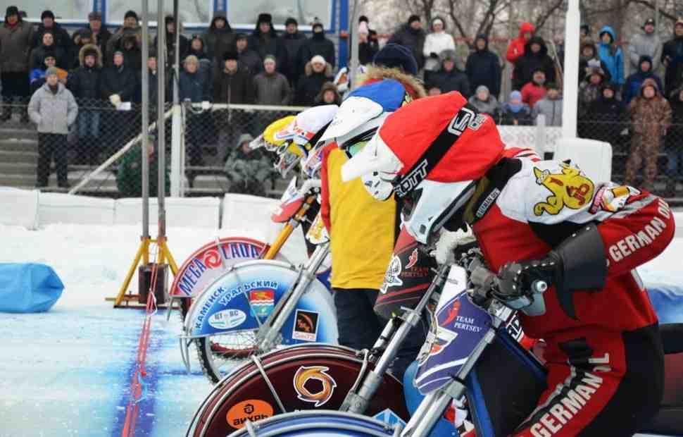 Мотогонки на льду: итоги полуфиналов Чемпионата России 2018 года