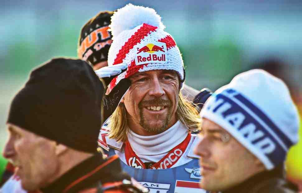 Франц Цорн: здорово, что в FIM Ice Speedway Gladiators появляются новые треки!