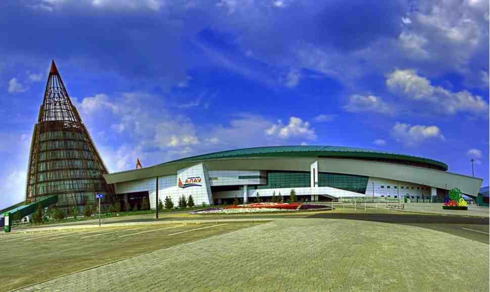 Первый финал FIM Ice Speedway Gladiators пройдет на новой площадке в Астане