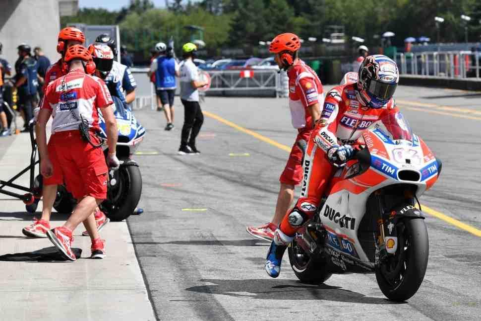 Переломный момент MotoGP 2017: когда в Ducati ухватились за свой шанс