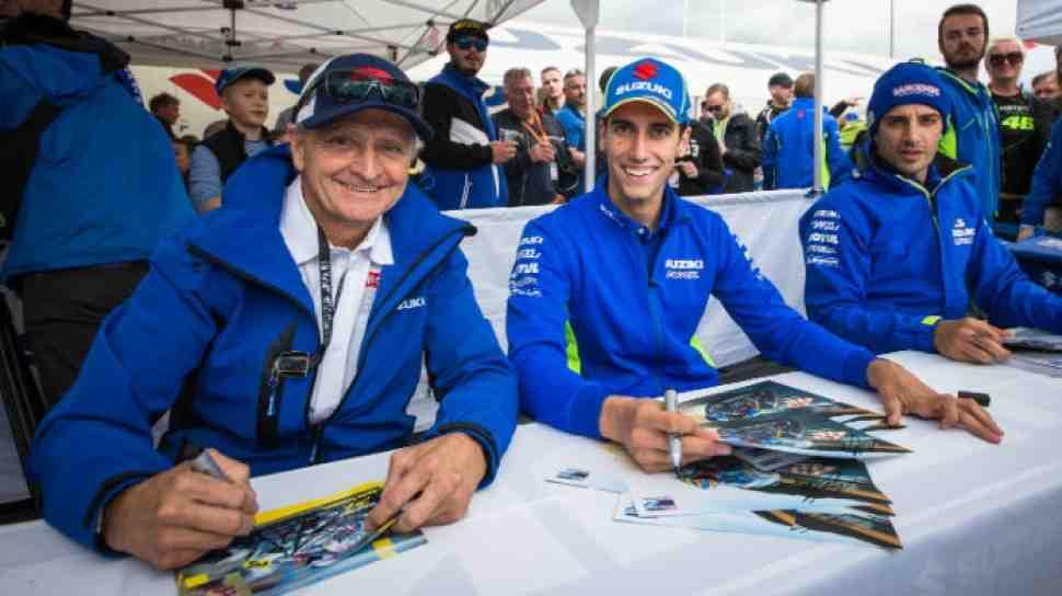 MotoGP: Кевин Шванц рекомендовал Suzuki найти замену для Андреа Янноне