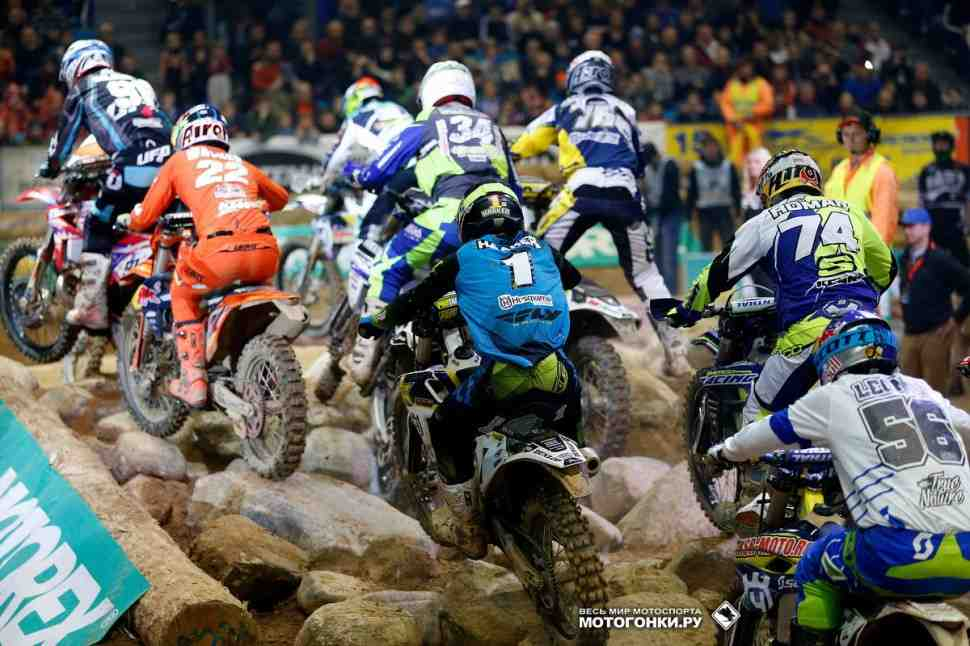 SuperEnduro: Давид Леонов едет на Гран-При Германии