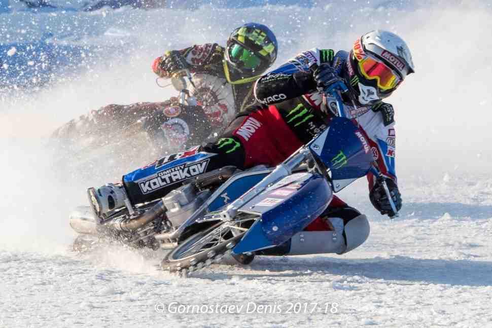 В Каменске-Уральском решается судьба чемпионата России по мотогонкам на льду